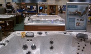 tubs at home show