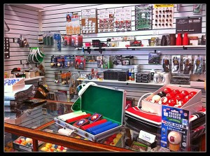 billiards accessory products