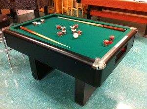 CL Bailey Bumper Pool Table