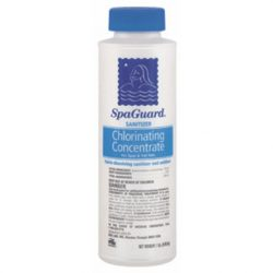 Concentrated Chlorine Granules 14oz.
