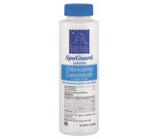 Chlorine, spa chemicals, hot tub chlorine, spa chlorine