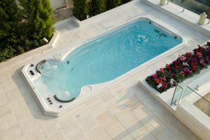 HydroPool Swim Spas | Atlantic Spas & Billiards