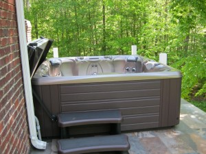 spa installation