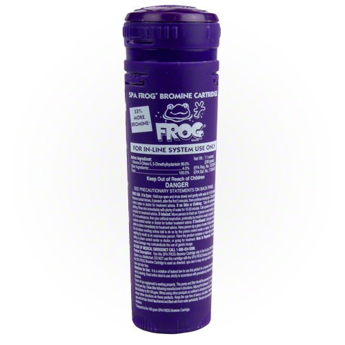 Spa Frog 33% More Bromine