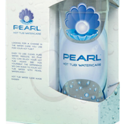pearl hot tub water care, pearl spa chemical, natural water care