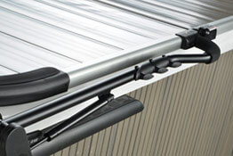 Integrated Hydraulic Cover Lift System