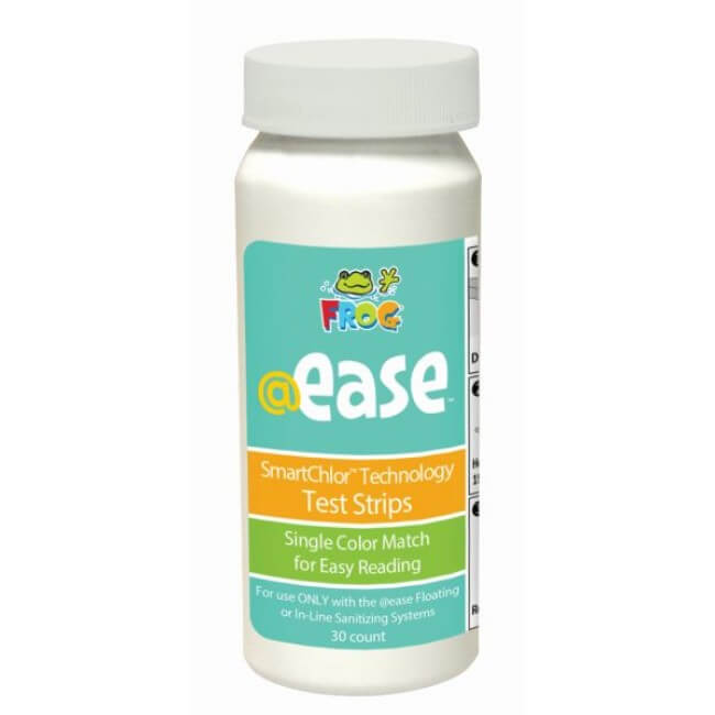 @ease, spa frog test strips