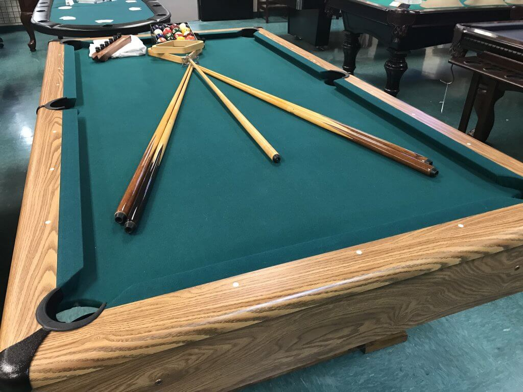 Used Pool Tables Nc Pre Owned Billiards Tables Nc