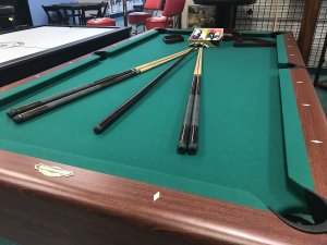 Used Pool Tables NC PreOwned Billiards Tables NC - Pool table movers raleigh nc