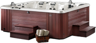Cantabria - 8 Person Hot Tub