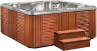 Palatino - 6 Person Hot Tub