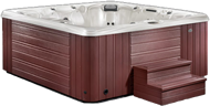 Salina - 6 Person Hot Tub
